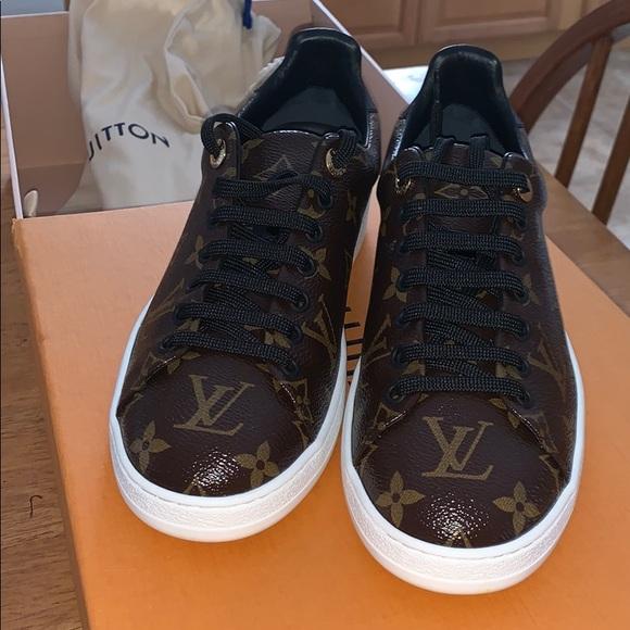 Authentic Front Row Louis Vuitton